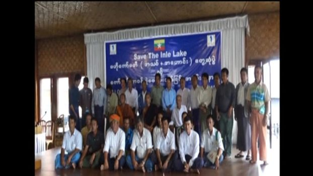 Save The Inle Lake 08072018 E