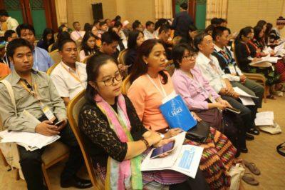 缅甸联邦男女平等问题