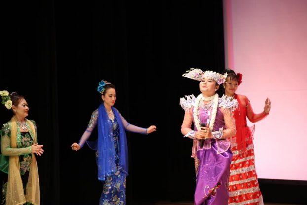 Japan-Myanmar culture dance03-Zaw Zaw Hlaing