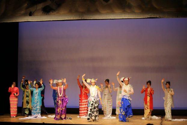 Japan-Myanmar culture dance04-Zaw Zaw Hlaing