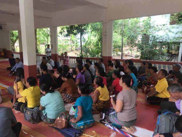 Ko Kyaw Ko's Funeral05