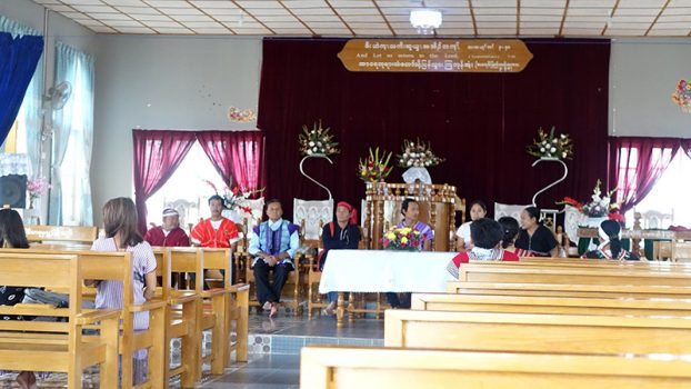 Kayin's Martyr's day at LoiKaw 6