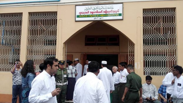 Army give Joon Mosque 2
