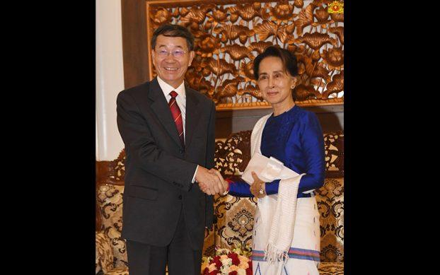 China meet DASSK