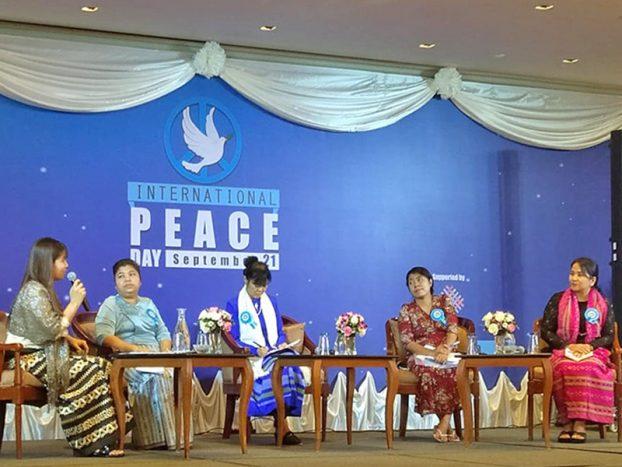 Peace Talk 5