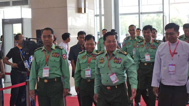 NCA 4th Anni at NayPyiDaw 5
