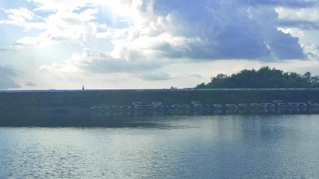 KanTinBeeLin Dam