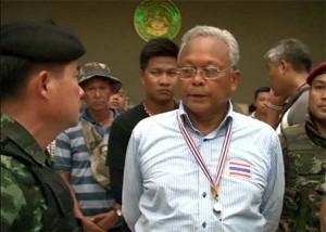 Thai Protest Leader