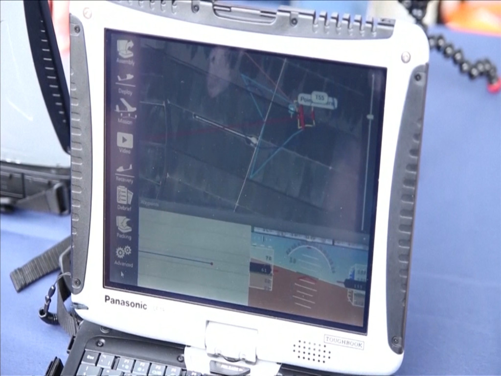 4.Pilots fly drones using mind over matter